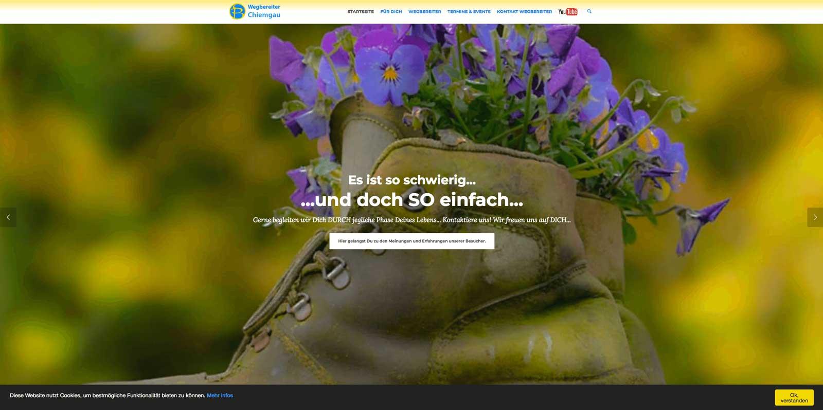web-xplosion - wegbereiter - webdesign münchen