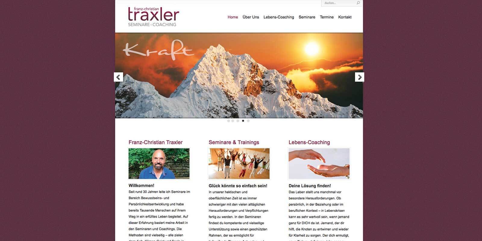 Webdesign-Salzburg-Traxler-Training